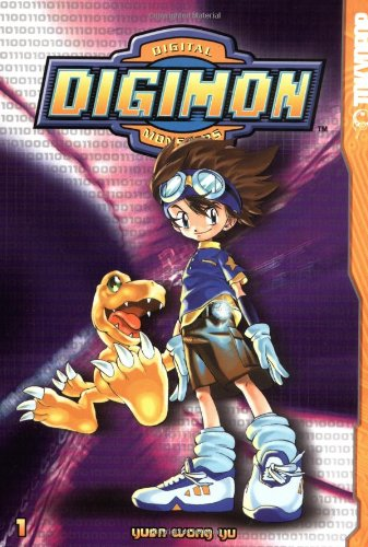 1: Digimon Digital Monsters