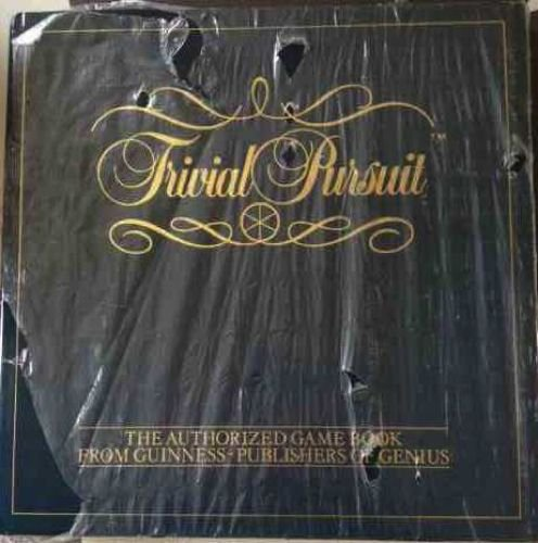trivial-pursuit-the-authorized-game-book-by-no-author