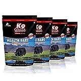 #6: Premium Yak Milk Chew Bones, Churpi Dog food treats, 400 gm - 11 to 12 long lasting Yak milk Bars, Medium