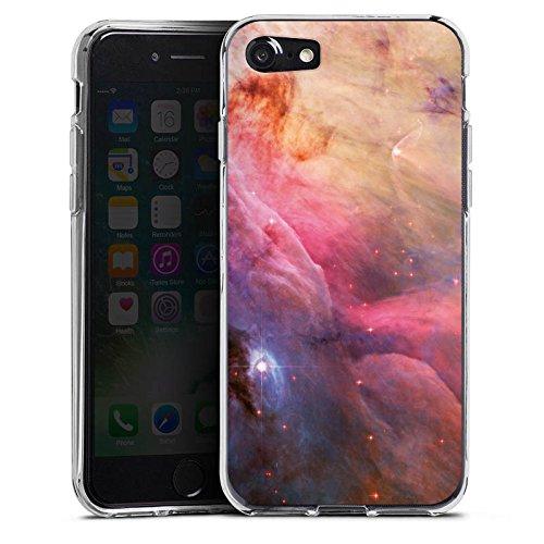 Apple iPhone X Silikon Hülle Case Schutzhülle Galaxy Space LL Ori und der Orion Nebel Silikon Case transparent