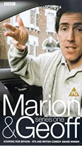Marion And Geoff: Complete Series 1 [VHS] [2000]