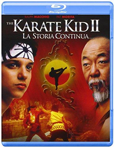 Karate kid 2 - La storia continua... [Blu-ray] [IT Import]