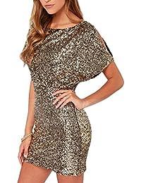 b038bf1c2e7 Suchergebnis auf Amazon.de für  Gold - Kleider   Streetwear  Bekleidung