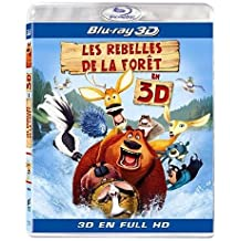 Les rebelles de la fôret - Blu-ray 3D active
