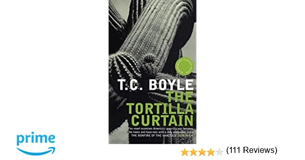 the analogy of a coyote in the tortilla curtain by t coraghessan boyle