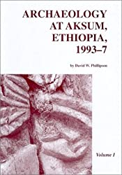 Archaeology at Aksum, Ethiopia, 1993-7