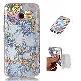 Cover Samsung Galaxy A5 2017 silicone marmo TPU super sottile morbido Gel Protettiva Conchiglia Custodia di JOYTAG