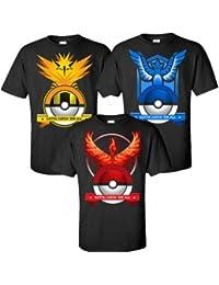 T-shirt Pokemon GO