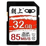 Scheda di Memoria della Fotocamera SD Card Scheda di Memoria del registratore di Guida ad Alta velocità Micro Single Car Load 85M / s 16 GB, 32 GB, 64 GB, 128 GB (Dimensioni : 32GB)