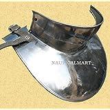 LARP Medieval disfraz Steel Armor: Gorjal