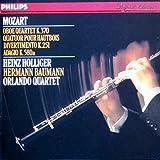 Oboe Quartet KV 370 / Divertimento KV 251 / Adagio KV 580a