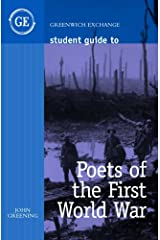 Student Guide to Poets of the First World War (Student Guides) Paperback