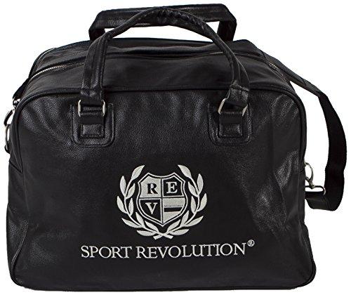 Padel/Sport Revolution, Maleta Deporte/Viaje Negra, Negro