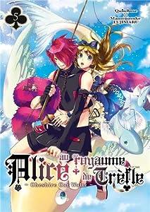 Alice au royaume de Trèfle Edition simple Tome 5