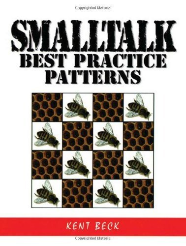 Smalltalk Best Practice Patterns by Beck, Kent (1996) Paperback