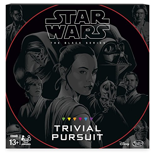 Star Wars - Trivial Pursuit (Hasbro B8615105)