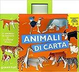 Scarica Libro Animali di carta 21 animali da costruire di 12 specie diverse senza forbici ne colla (PDF,EPUB,MOBI) Online Italiano Gratis