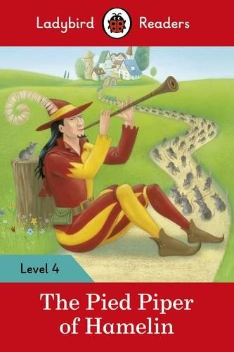 THE PIED PIPER (LB) (Ladybird) por Team Ladybird Readers