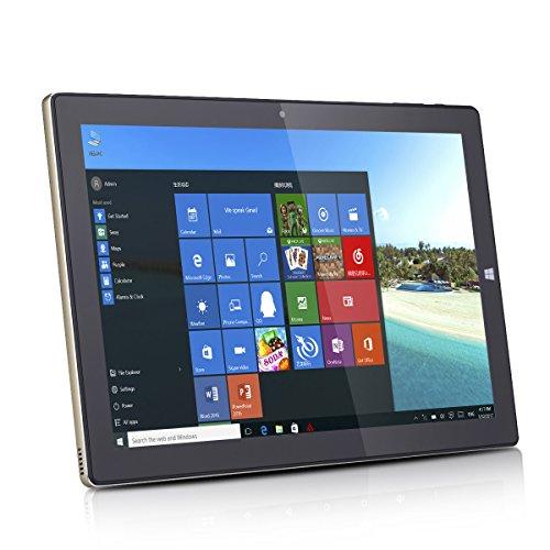 Teclast Tbook 10S – Tablet PC (10.1″ HD Pantalla, 1200*1920 Resolución,Windows 10+Android 5.1, X5-Z8350 Quad Core, 4GB RAM, 64GB ROM, Acumulador 5800mAh, Wi-Fi , G – sensor, BT, OTG, GPS)