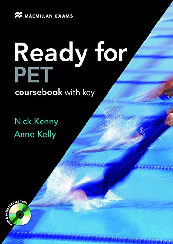READY FOR PET Sb Pk +Key Exam Dic 2007: Student's Book