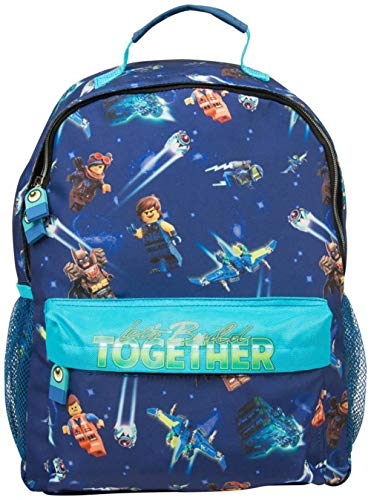 Lego The Movie 2 Kinder-Rucksack 37cm 11.4L Dunkelblau