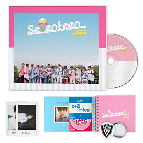 Beads & Jewelry Making Kpop Seventeen New Album You Make My Day Same Style Portable Makeup Fold Mirror Compact Mirror Jewelry & Accessories