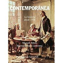 Contemporánea : la historia desde 1776 (El Libro Universitario - Manuales)