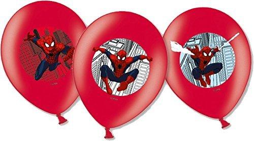 man Luftballons (Spiderman Ist Ein Marvel Superheld)
