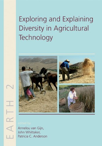 Exploring and Explaining Diversity in Agricultural Technology (Earth)