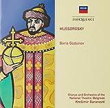Mussorgsky: Boris Godunov [Import belge]