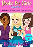 Books for Girls - 4 Great Stories - Best Reviews Guide