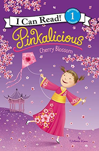 Pinkalicious: Cherry Blossom (I Can Read Book 1) by Kann, Victoria (2015) Paperback