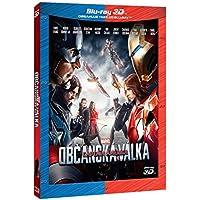 Captain America: Obcanska valka