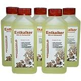 Espressovision - Líquido antical para cafeteras automáticas (5 botellas de 250 ml)