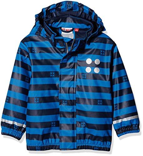 LEGO Wear LEGO duplo Jungen JUSTICE 102 - Regenjacke, Gr.80