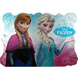 Disney Frozen Anna And Elsa Holographic 3D Dinner Placemat