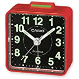 Casio - TQ-140-4EF - Réveil - Quartz Analogique - Cadran Noir