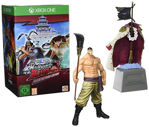 One Piece: Burning Blood - Marineford Edition