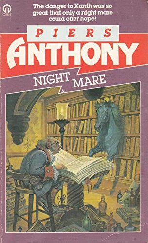 Cover of Night Mare (Xanth 6)