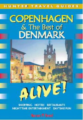 Price comparison product image Copenhagen and the Best of Denmark (Alive Guides)