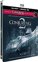 Conjuring 2 : Le cas Enfield - Edition Steelbook (+ contient Conjuring 1 en Blu-ray)
