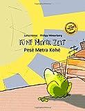 Fünf Meter Zeit/Pesë Metra Kohë: Kinderbuch Deutsch-Albanisch (bilingual/zweisprachig)