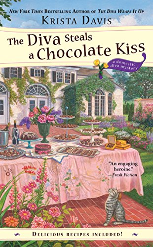 The Diva Steals a Chocolate Kiss (Domestic Diva Mystery)