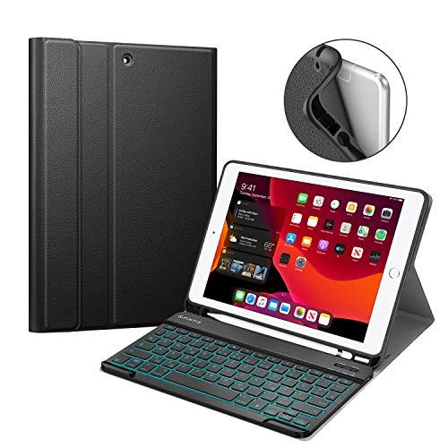 Fintie Tastatur Hülle für iPad 10.2 Zoll