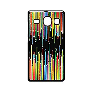 Vibhar printed case back cover for Samsung Galaxy A3 Drops