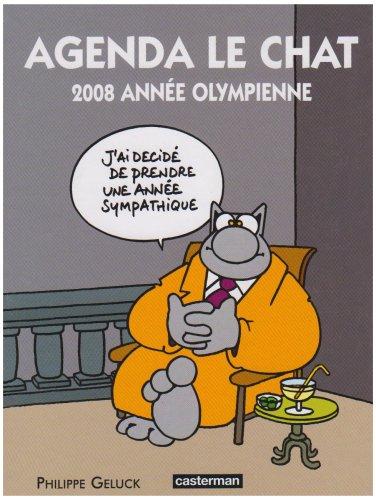 Agenda le Chat 2008