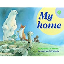 Oxford Reading Tree: Stages 1-9: Rhyme and Analogy: Story Rhymes: My Home