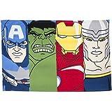 "Character World ""Marvel Avengers Line-Up Fleece Decke"