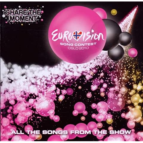 eurovision song contest 2010 (international vers.)