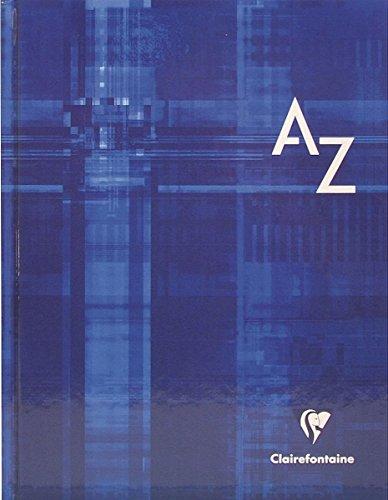 clairefontaine-9849c-registerkladde-heavy-lid-bound-squares-17-x-22-cm-96-pages